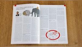 Anders Denken - Unser Gehirn verhält sich wie ein Elefant mit Reiter