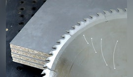 Neu: Beschichtete diamantbestückte Plattenaufteilkreissägeblätter