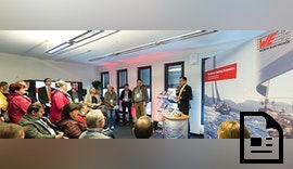Industrienacht bei Würth Elektronik eiSos im Technologiepark Adlershof