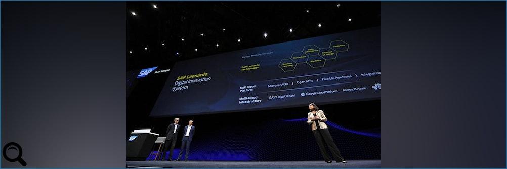 SAP Leonardo – das SAP-System für digitale Innovation