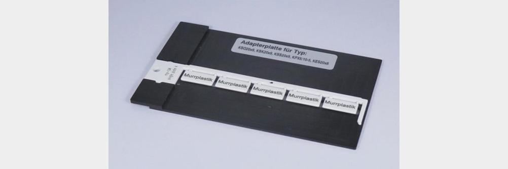 mp-LM Einzelstammadapter für viele Materialien einsetzbar