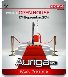 OCME Auriga 15 PS  World Premiere