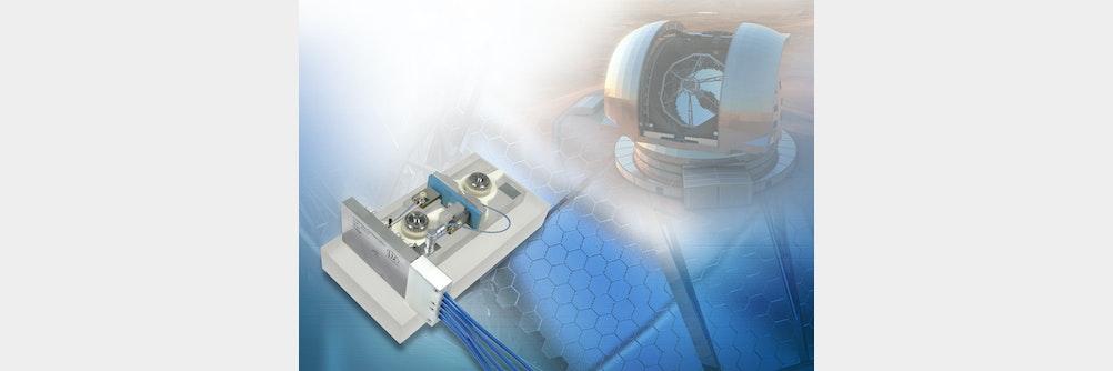 Größtes Spiegelteleskop der Welt arbeitet mit Sensoren des niederbayerischen Unternehmens