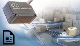 Weltweit einzigartig: Kompakter Laser-Sensor mit 500 mm Messbereich