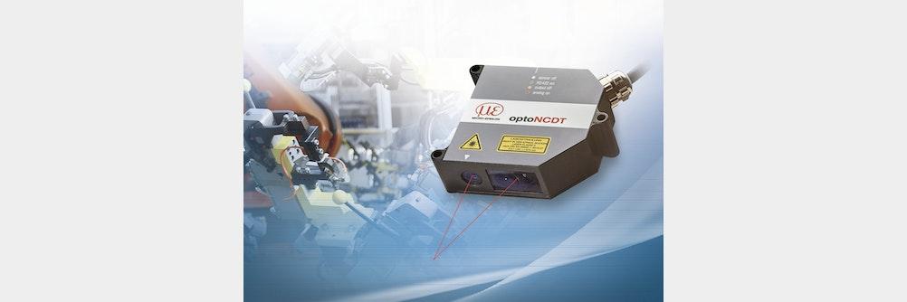Neuer Laser-Sensor mit maximaler Performance