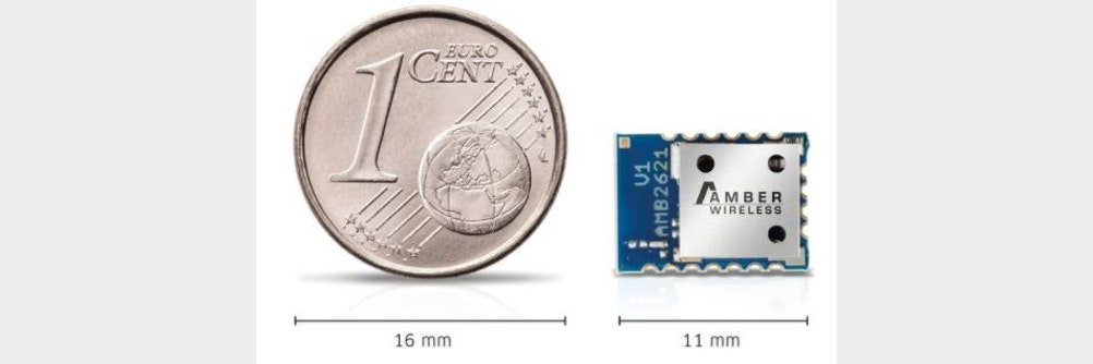 Bluetooth-Smart-Modul AMB2621: Funktionalität erweitert