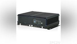 Von Embedded PCs bereitgestellte Fahrzeugüberwachung zur Erhöhung der Sicherheit