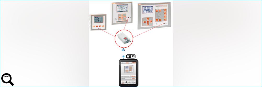 Messgerätedaten mit  #Smartphone Überwachen