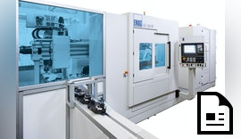 Industrie 4.0: EMAG zeigt auf der EMO neue Lösungen