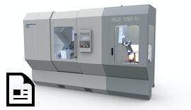 HLC 150 H von EMAG: Allround-Lösung für die Verzahnung