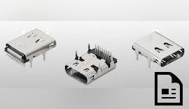 USB-Steckverbinder mit breitem Anwendungsspektrum