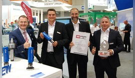 Weltneuheit von RÖHM gewinnt MaschinenMarkt-Award!