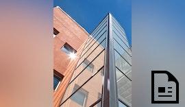 SILVERSTAR WHITESHINE Glasfassaden - Brillantes Farbspiel und mehr Schutz