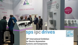 STEGO Engagement für SPS IPC Drives