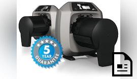 5-Jahres-Garantie für alle Computer Radiographie Scanner von DÜRR NDT
