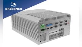 Flexibel erweiterbare Embedded Box-PCs neu bei BRESSNER