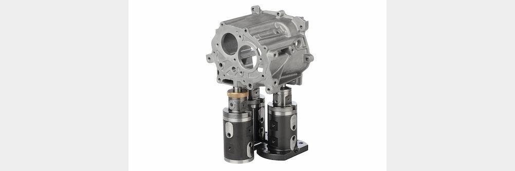Maximal kompatibel - UNI lock Spanntechnik spart Rüstzeit