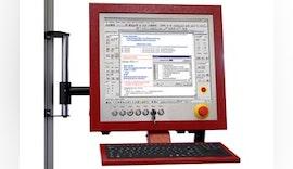 Bedieneinheiten für CNC Maschinen