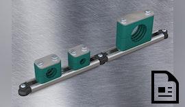 Zeit- und Kostenersparnis bei der Montage von Rohr-, Schlauch- und Kabelschellen