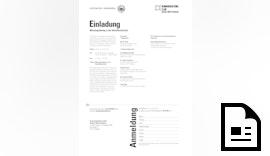 """Einladung zur Veranstaltung """"Meinungsbildung in der Netzöffentlichkeit"""""""