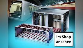 Baugruppenträger für Bahntechnik ⚙️  maßgeschneidert für Strecke, Zug ...