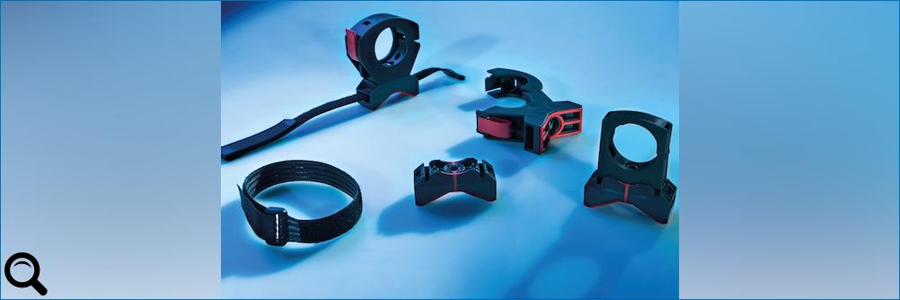 Das Flexible Halter System FHS für kollaborierende #Roboter #Kabelmanagement