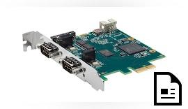 Janz Tec erweitert das Portfolio der CAN-FD-Boards um neue CAN-PCIe/FD