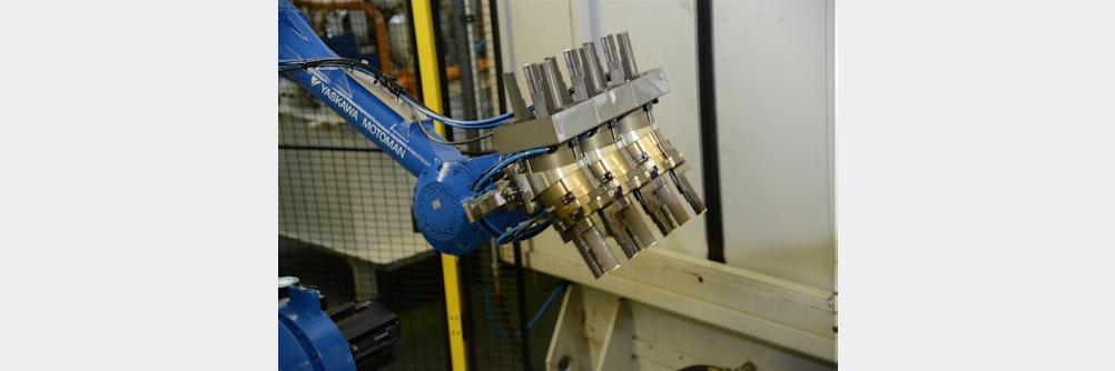 Greifer und Greifwerkzeuge für Industrieroboter