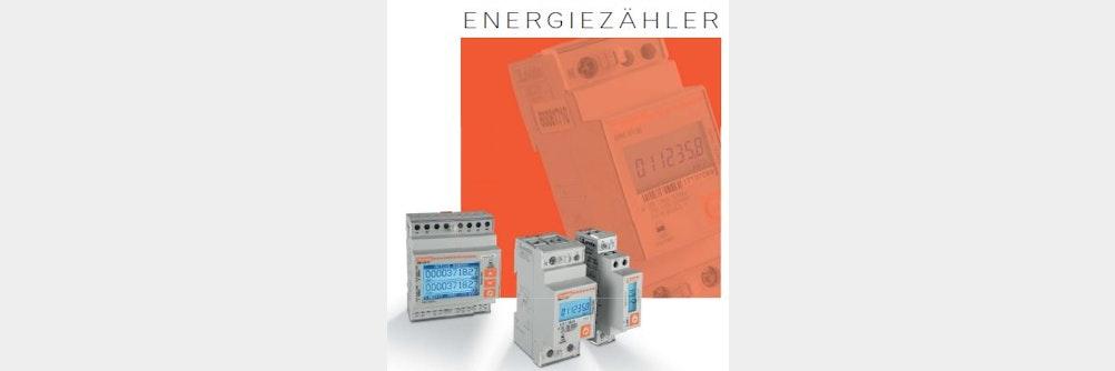 Neue Energiezähler mit M-Bus, Mod-Bus, Ethernet und MID