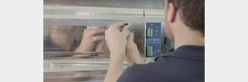 AirSTREAM richtig verdrahten Schaltschrankbau Schaltschrankkühlung