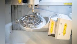 AMF Nullpunktspannsysteme ermöglichen Automatisierung bei Implantatefertigung