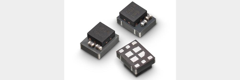 Abwärtswandler, Induktivität und Kondensatoren im Kompaktpaket Elektronik
