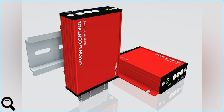 Neuer Digitaler Beleuchtscontroller für stabile Lichtverhältnisse in Machine Vi
