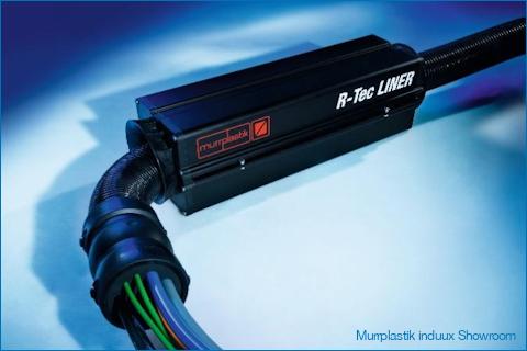Passend zum #Schutzschlauch mit NW 80: Das #Rückführsystem R-Tec Liner 80/95