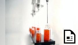 Schonende Dosierlösungen für feststoffbeladene Materialien