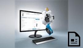 Automatisierte Prozessventile schnell und sicher konfigurieren