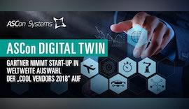"ASCon Systems gehört zu den ""Cool Vendors in Digitalization Through Industry 4.0"""