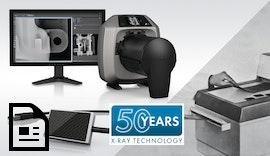 DÜRR NDT - 50 Jahre Erfahrung in der Röntgentechnik