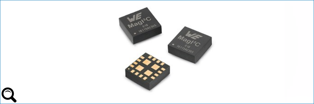 Würth Elektronik eiSos stellt weiteres MagI³C #Power Modul vor