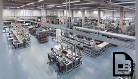 Industrie-4.0-Montage in Aurich