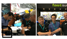 FASTSUITE Edition 2: First Reseller in South Korea