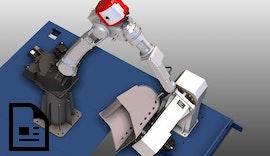 Fertigung von schweren Baumaschinen: Fortschritte in der Automatisierung
