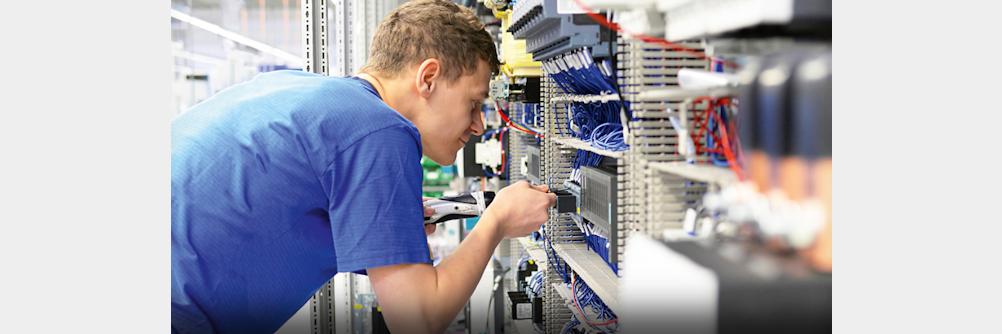 Intelligente Elektronikkühlung in Industrieanwendungen
