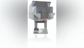 Lufttechnisch optimiert: Der 360-Grad-Absaugtisch von ESTA