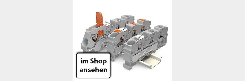 TOPJOB® S: Reihenklemmen mit kinderleichter 🤸♀️ Anschlusstechnik