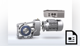 ATEX-Antriebe aus dem Baukasten - Schutz vor Gas und Staub