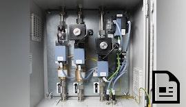 Maßgeschneiderte Automatisierungs-Konzepte für die Gasregulierung