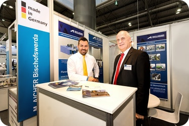 MSV Tschechien: Messe - Förderung für Firmen aus Thüringen, Sachsen & Sachsen-Anhalt