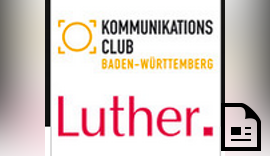 13.11.2018 || Marketing-Talk 2018: Luther Rechtsanwaltsgesellschaft mbH