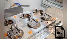 Fallbeispiel: AMF-Nullpunktspannsysteme senken Rüstzeiten drastisch